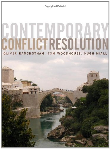 9780745632131: Contemporary Conflict Resolution: The Prevention, Management and Transformation of Deadly Conflicts