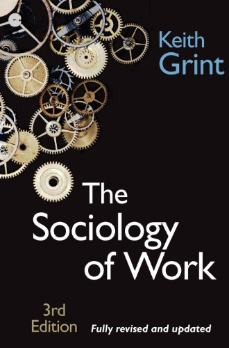 9780745632490: The Sociology Of Work: Introduction