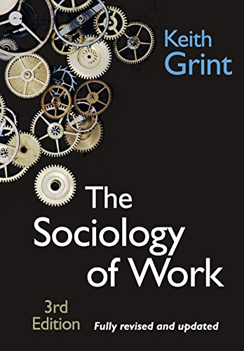 9780745632506: The Sociology Of Work: Introduction