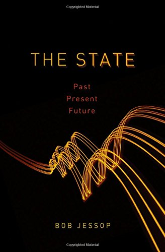 9780745633046: The State: Past, Present, Future (Keyconcepts)
