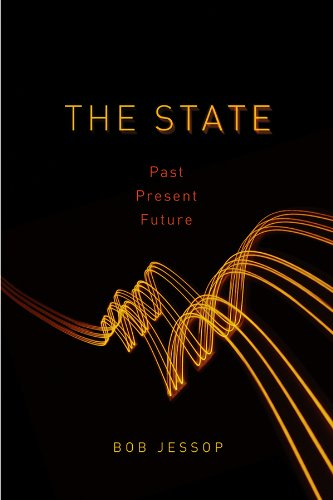 9780745633053: The State: Past, Present, Future (Keyconcepts)