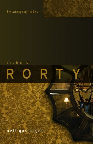 9780745633404: Richard Rorty (Key Contemporary Thinkers)