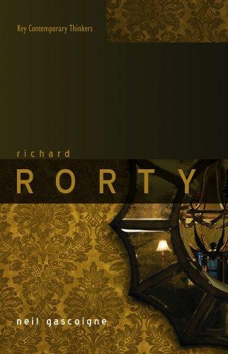 9780745633411: Richard Rorty