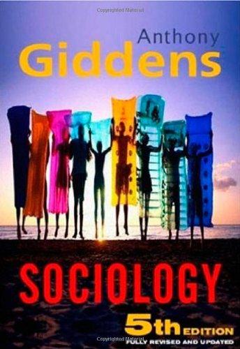 9780745633787: Sociology