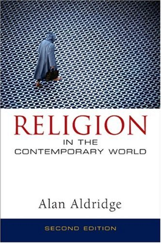 9780745634043: Religion in the Contemporary World: A Sociological Introduction