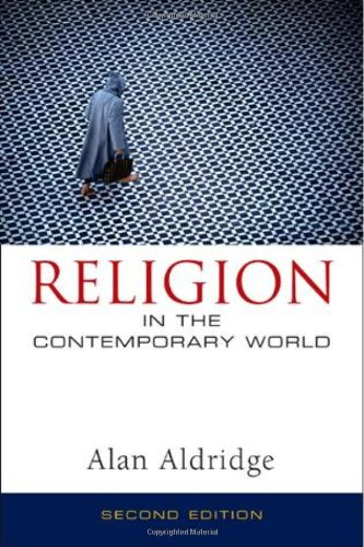 9780745634050: Religion in the Contemporary World: A Sociological Introduction