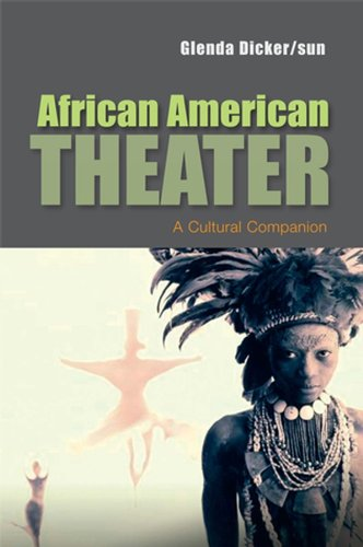 9780745634432: African American Theater: A Cultural Companion