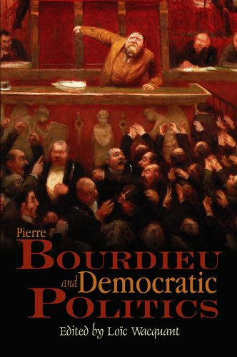 9780745634876: Pierre Bourdieu and Democratic Politics: The Mystery of Ministry