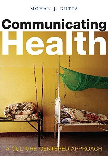 9780745634920: Communicating Health
