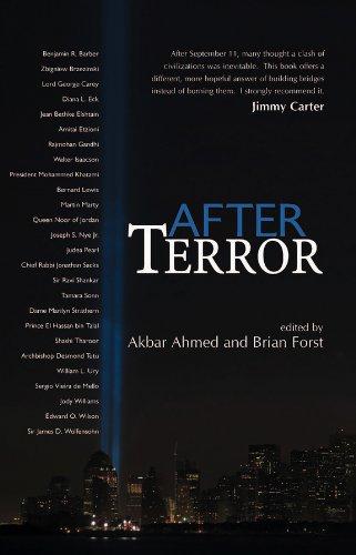 After Terror: Promoting Dialogue Among Civilizations (Hardback)