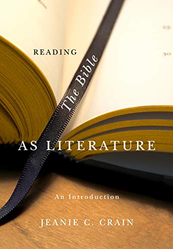 9780745635088: Reading the Bible as Literature: An Introduction