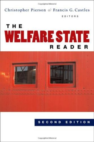 9780745635569: The Welfare State Reader
