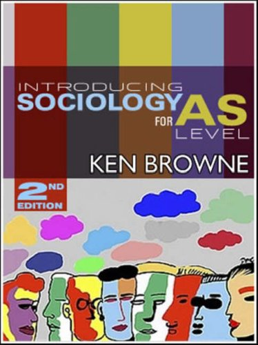 9780745635590: Introducing Sociology for AS Level