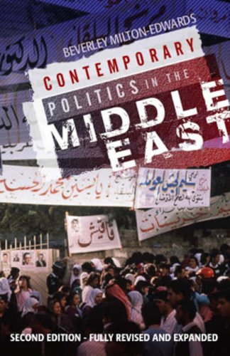 9780745635934: Contemporary Politics in the Middle East