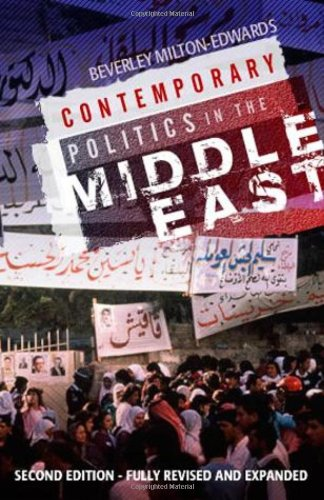 9780745635941: Contemporary Politics in the Middle East