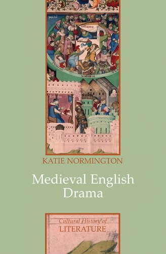 9780745636030: Medieval English Drama (Polity Cultural History of Literature Series)