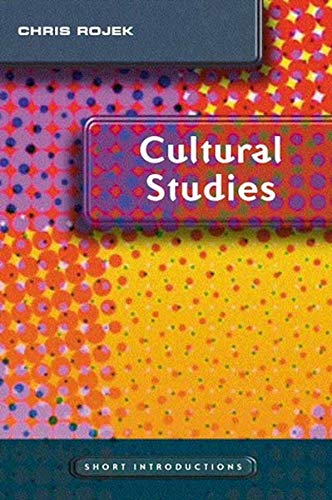 9780745636832: Cultural Studies (Short Introductions)