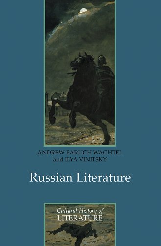 9780745636856: Russian Literature (Polity Cultural History of Literature)