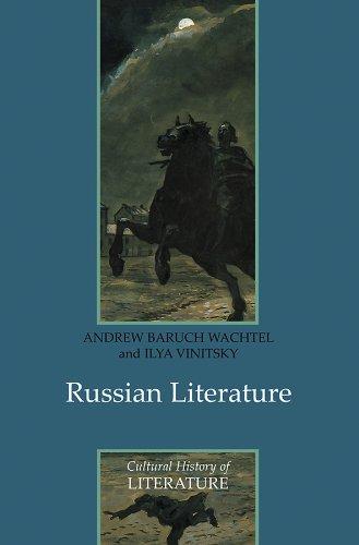 9780745636863: Russian Literature (Polity Cultural History of Literature)