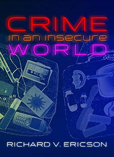 9780745638287: Crime in an Insecure World