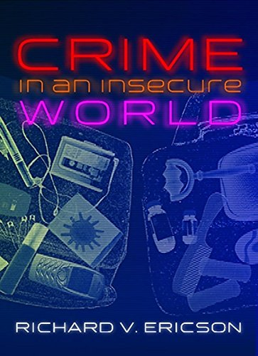 9780745638294: Crime in an Insecure World