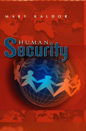 9780745638539: Human Security