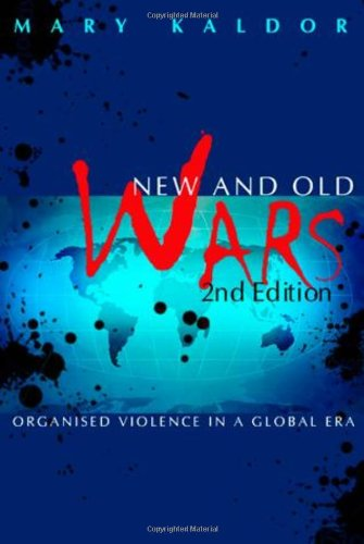 9780745638645: New and Old Wars: Organized Violence in a Global Era