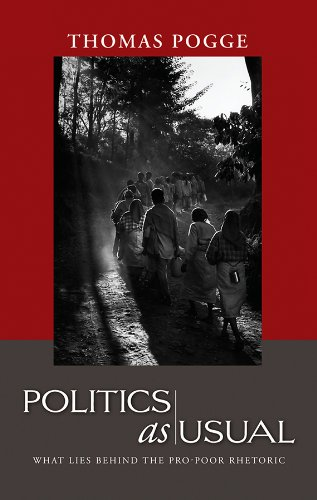 9780745638928: Politics as Usual: What Lies Behind the Pro-Poor Rhetoric