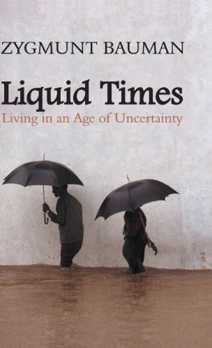 9780745639864: Liquid Times: Living in an Age of Uncertainty