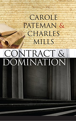 9780745640037: The Contract and Domination
