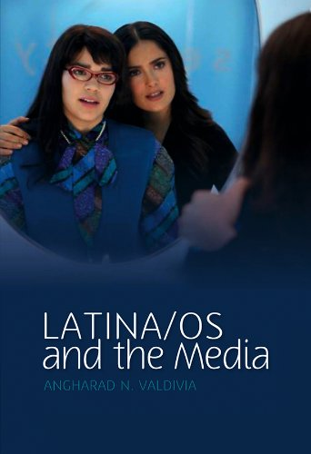 Latino/as in the Media (Paperback): Angharad N. Valdivia