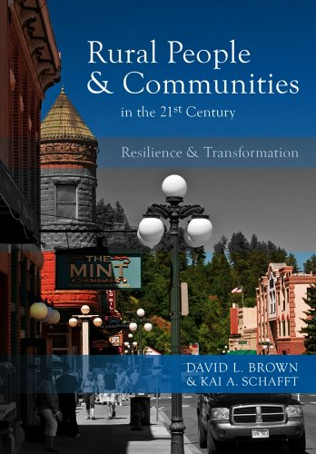 9780745641287: Rural People and Communities in the 21st Century: Resilience and Transformation
