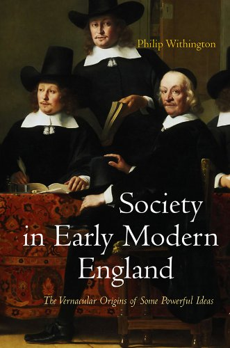 9780745641294: Society in Early Modern England
