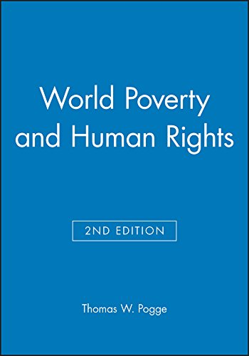 9780745641430: World Poverty and Human Rights