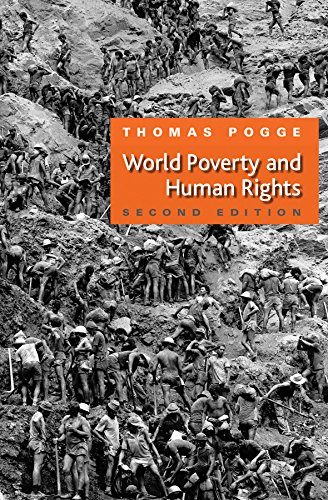 9780745641447: World Poverty and Human Rights: Cosmopolitan Responsibilities and Reforms