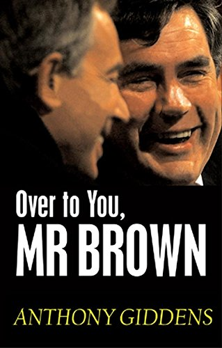 9780745642222: Over to You, Mr Brown: How Labour Can Win Again
