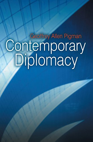 9780745642796: Contemporary Diplomacy: Representation and Communication in a Globalized World