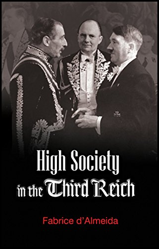 9780745643120: High Society in the Third Reich