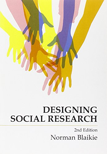 9780745643380: Designing Social Research: The Logic of Anticipation