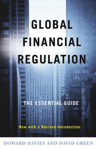 9780745643502: Global Financial Regulation: The Essential Guide (Now with a Revised Introduction)