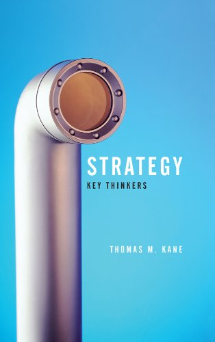 9780745643540: Strategy: Key Thinkers