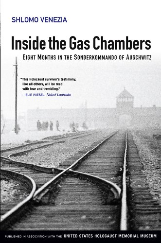 9780745643830: Inside the Gas Chambers: Eight Months in the Sonderkommando of Auschwitz: Eight Months in the Sonderkimmando of Auschwitz