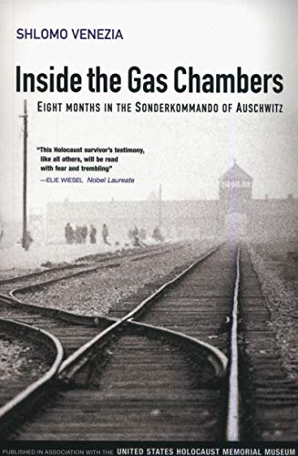 9780745643847: Inside the Gas Chambers: Eight Months in the Sonderkommando of Auschwitz