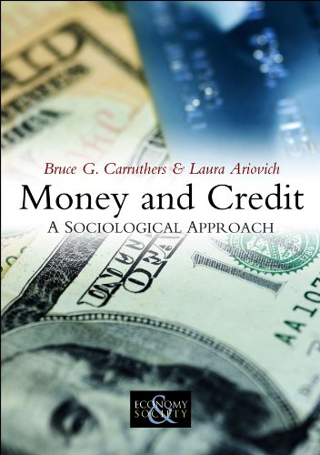 9780745643922: Money and Credit: A Sociological Approach