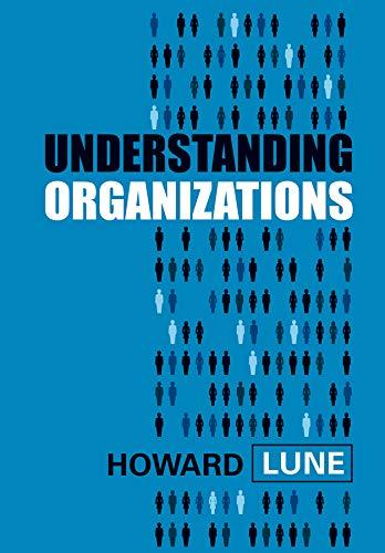9780745644288: Understanding Organizations