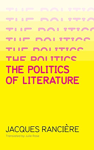 9780745645308: Politics of Literature