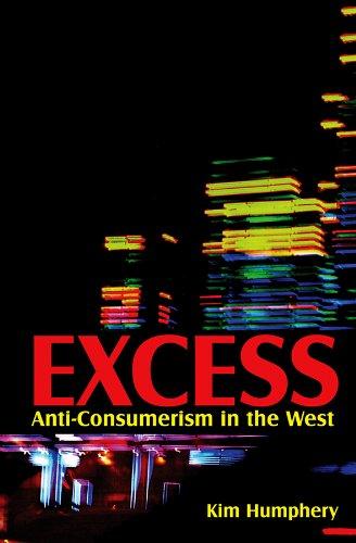 9780745645407: Excess: Anti-consumerism in the West