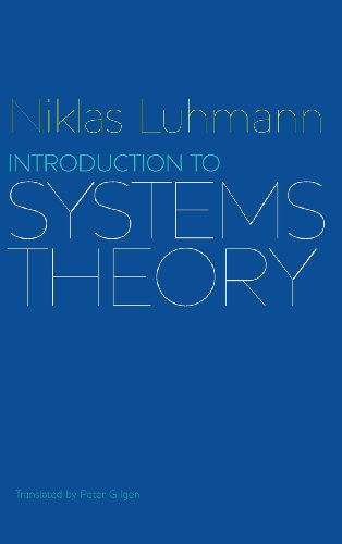 9780745645711: Introduction to Systems Theory