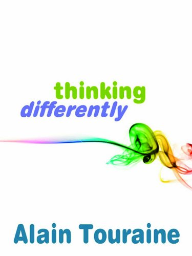 Thinking Differently (0745645739) by Alain Touraine