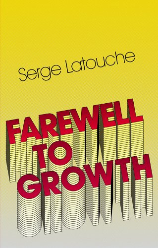 9780745646176: Farewell to Growth